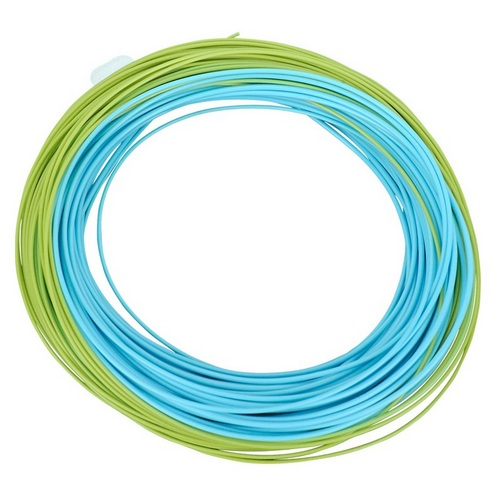 Shakespeare Agility Fly Line - Inter Wf8 - Azure Blue/green