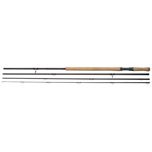 Shakespeare Oracle Spey Rod 8# 12 ft - Black